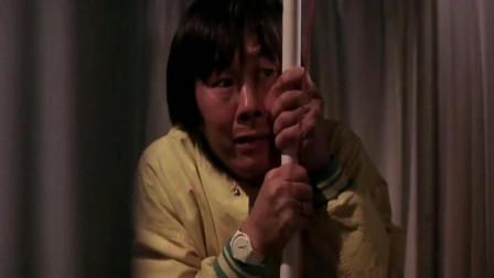病房里发生这样恐怖一幕, 这才是恐怖片该有的气氛!