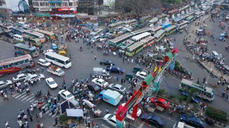 """世界上最""""脏""""的城市, 不在印度也不在非洲, 还是一个国家的首都!"""