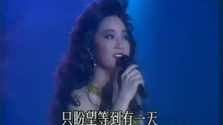 香港乐坛一姐非她莫属, 她这首代表作相信听着长大已步入了中年