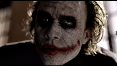 最恐怖的反派小丑登场, 首部十亿票房的超级英雄电影《黑暗骑士》(上)
