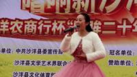 韩丽蓉演唱中国有个小地方