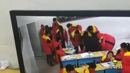 河南商丘:学生校园内互殴!一名打人者当场猝死