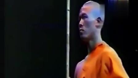 这段中国武僧的视频被老外反复研究, 少林绝学高深莫测