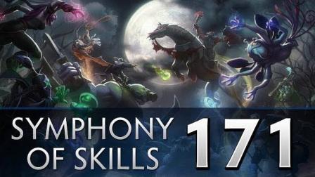 Dota 2 Symphony of Skills 171