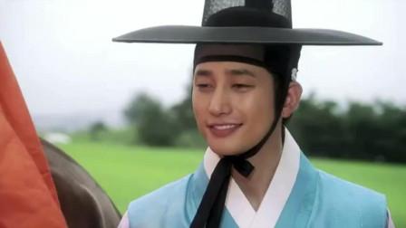 公主的男人: 朴施厚带世姈骑马, 她终于感受到了在马背上的快乐, 也爱上了他!