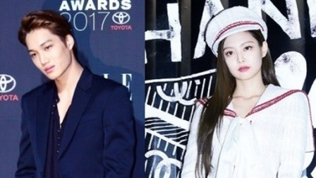 SM承认EXO金钟仁与BLACKPINK成员JENNIE恋情