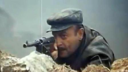 南斯拉夫电影内雷特瓦河战役, 德军发动猛攻遭到游击队反击
