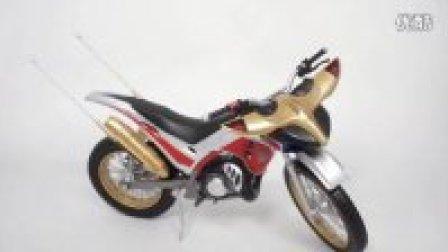 【Carney-Rider】SHF TRYCHASER2000三角追迹者