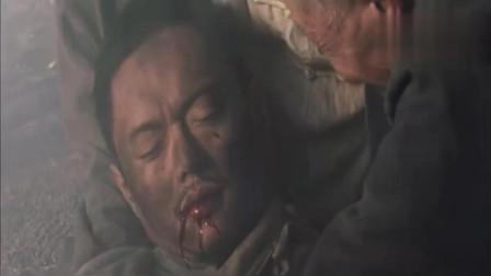 村民逃跑意外碰到鬼子, 小伙为了保护村民为村民挡子弹, 太勇敢了
