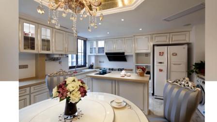 5㎡-20㎡美式厨房装修效果图, 非常值得借鉴!