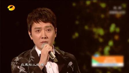 冯绍峰新婚后跨年首秀, 演唱知否主题曲《知否知否》, 好听极了