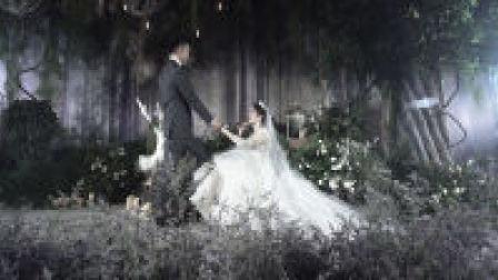 W+L | Jan.01.2019 北京蓝调庄园森系婚礼席前回放—无限数字电影