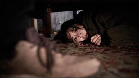 女子上班总瞌睡, 原来是有人破解了她家密码锁, 并藏到了床底下