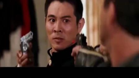 李连杰好莱坞第电影《致命武器4》, 仅凭5分钟片段获美国人好评
