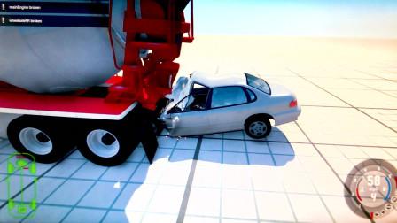 beamNG是我玩过车损最棒的游戏