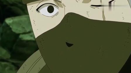 火影忍者: 鸣人成了六道仙体, 卡卡西都害怕他现在的实力