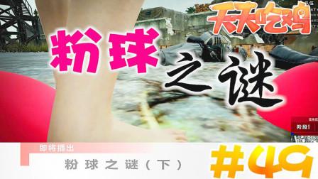 【天天吃鸡】第49期 天天科学: 粉球之谜(下)