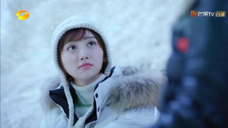 【火王之千里同风】景甜17-2 为寻童风掉进了雪山缝隙 狄云引弹引发雪崩二人遇险