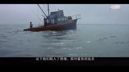世界电影史上首部票房超过1亿美元的电影《大白鲨》