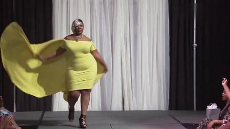 DEAN 大码时装秀, 胖又能怎样, 自信的台步照样精彩!