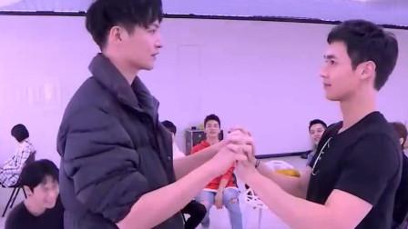 演员的品格: 游戏进行时, 张洛偍被迫亲大哥, 魏子翔杨天宇腻了
