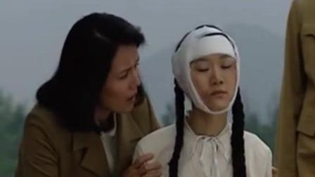 女儿好孝顺,身负重伤了依然坚持守灵!