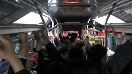 """北京""""车霸""""组团乘公交不给钱 司机劝说造辱骂"""
