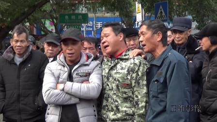 2019元旦 柳州鱼峰山公园即兴山歌对唱(2)
