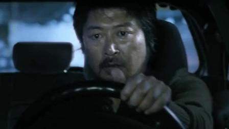 韩国最好电影之一《黄海》这段拍的太精彩了, 汽车狂撞, 惊险时刻