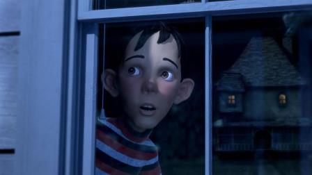《怪兽屋》怪爷爷凶神恶煞, 房子会吃人, 孩子们一探究竟!