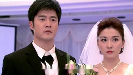 男子结婚当天,前妻一袭红裙现身,小伙吓得连戒指都扔了