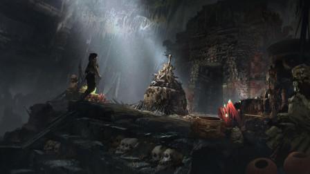 【keng】《古墓丽影: 暗影》全剧情解说12: 哈瓦那教会
