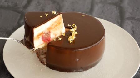 树莓酸奶芝士蛋糕, 美味就是这么简单