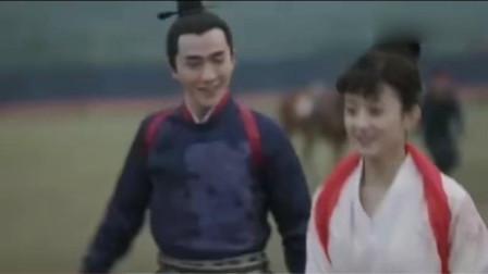 知否朱一龙为赵丽颖出头趁机表白, 一脸兴奋好痴情