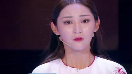 演员的品格: 女孩再现延禧攻略高贵妃凄美片段, 看得想哭!