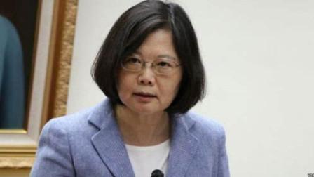 """蔡英文称绝不会接受""""一国两制"""" 但台湾是她说了算吗?"""