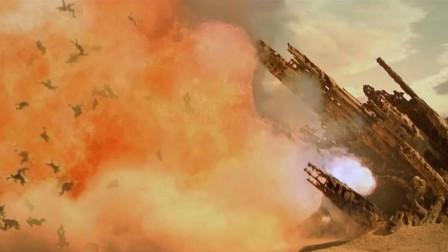 3分钟带你看完《决战猩球》, 男子穿越到猩猩主宰的星球