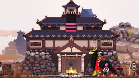 【逍遥小枫】全民石墙防守战, 城堡时代建立! | 王国: 两个王冠#8