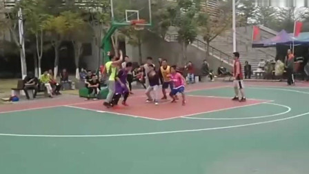 打篮球学会这几种脚步法 包你纵横野球场 称霸街头篮球场!