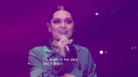 Jessie J带来迈克尔·杰克逊的歌曲《Earth Song》呼吁环保 歌手 180202