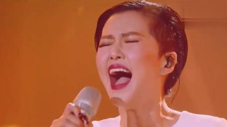 谭维维倾力演唱《灯塔》, 超经典的演绎震撼每个听者的心!