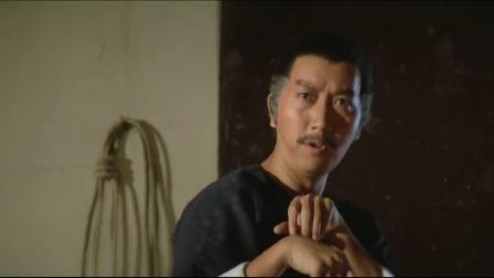 老头连环擒拿连克两大高手,没想到碰到个厉害的狠人,瞬间被吊打