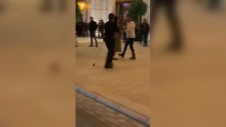 内地游客在澳门一酒店闹事 冲撞警员遭鸣枪示警