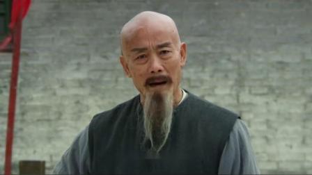 老头当街比武,壮汉上前挑衅,小弟叫他手下留情,结局大跌眼镜