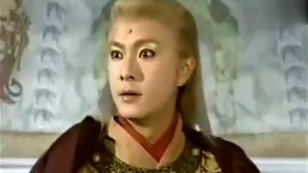 张卫健版西游记 孙悟空变成斗战胜佛之后第一件事就是暴打二郎神