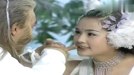 张卫健版孙悟空把阿Sa打成熊猫眼, 反而更喜欢孙悟空了