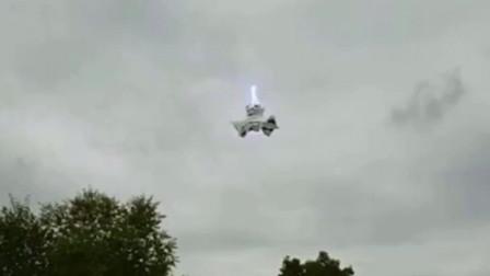 奇形怪状的不明飞行物