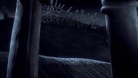 《圣诞夜惊魂》鬼王召唤鬼魂的方式, 萌到没谁了