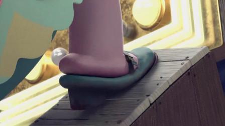 灰姑娘的水晶鞋被丑女掉包, 王子一气之下展开杀戮, 简直毁童年
