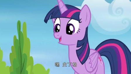 小马宝莉6: 紫悦的特别训练, 能让小马成为飞行队的一员吗?